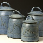 Four-piece Canister Set